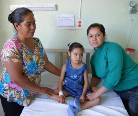 Cirugía de tercer nivel en el área de pediatría: DR. CANALES