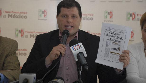 DEFIENDE PRI FINANCIAMIENTO PARA MÁS OBRAS