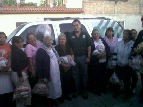 El Partido Duranguense, una opción de apoyo para los Ciudadanos más vulnerables: Guillermo Juárez Compean